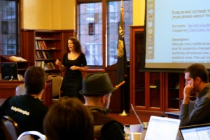 Audrey Watters: Publishing Outside the Academy